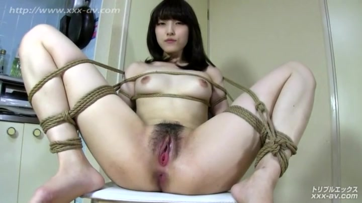Japanese anal Slave in Use