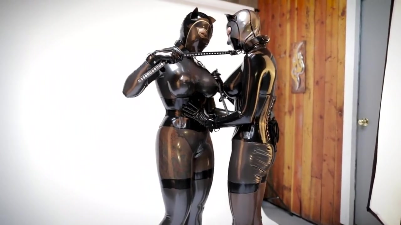 Latex Kitties
