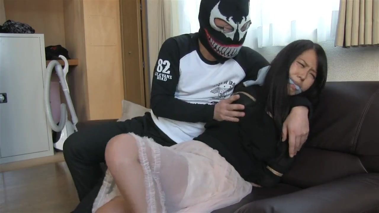 Japanese movie Gagged and Bound