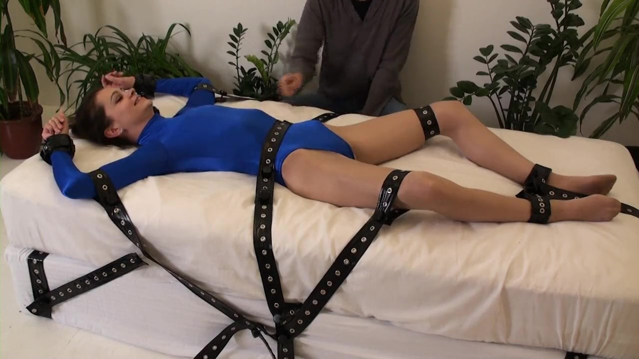Ticklish Newbie in Blue