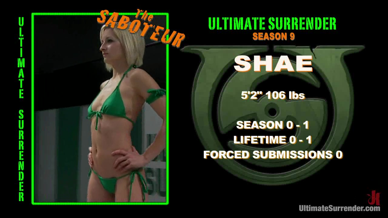 Ultimate Surrender - Isis Love, Shae Simone and Serena Blair - Wrestling