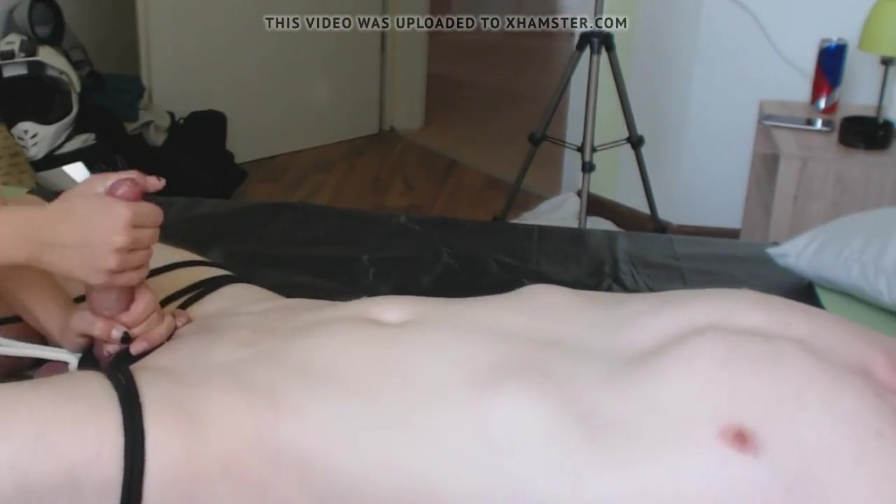Post climax Torture with Double orgasm