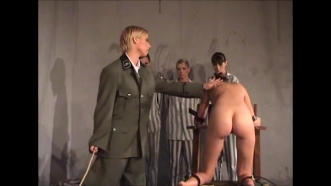 Brutal Caning Punishment