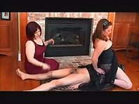 Extreme Duo Femdom CBT