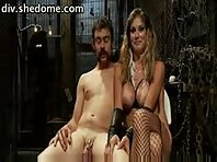 Female supremacy in Dungeon