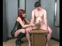 Mistress Ruby - CBT and Abuse Femdom