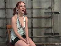 Water and BDSM with Sabrina Sparx