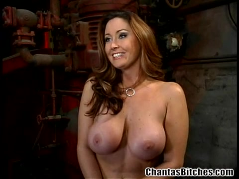 Christina Carter is Chanta's slut