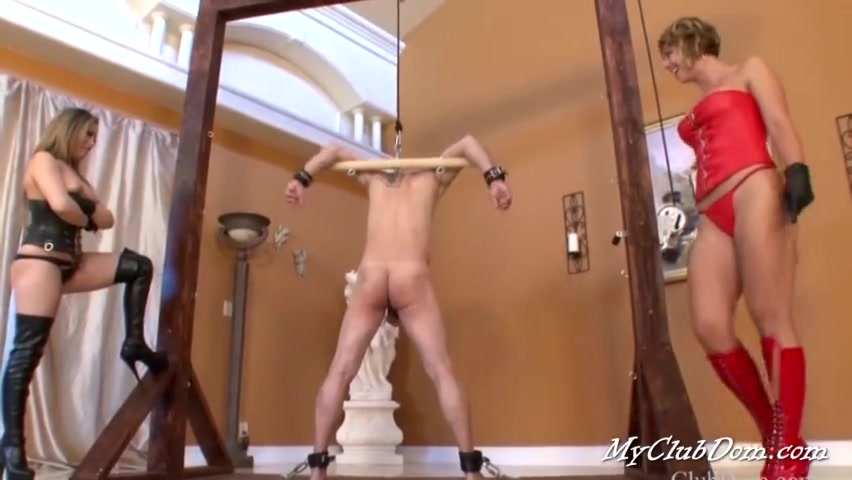 Male Slave Torture