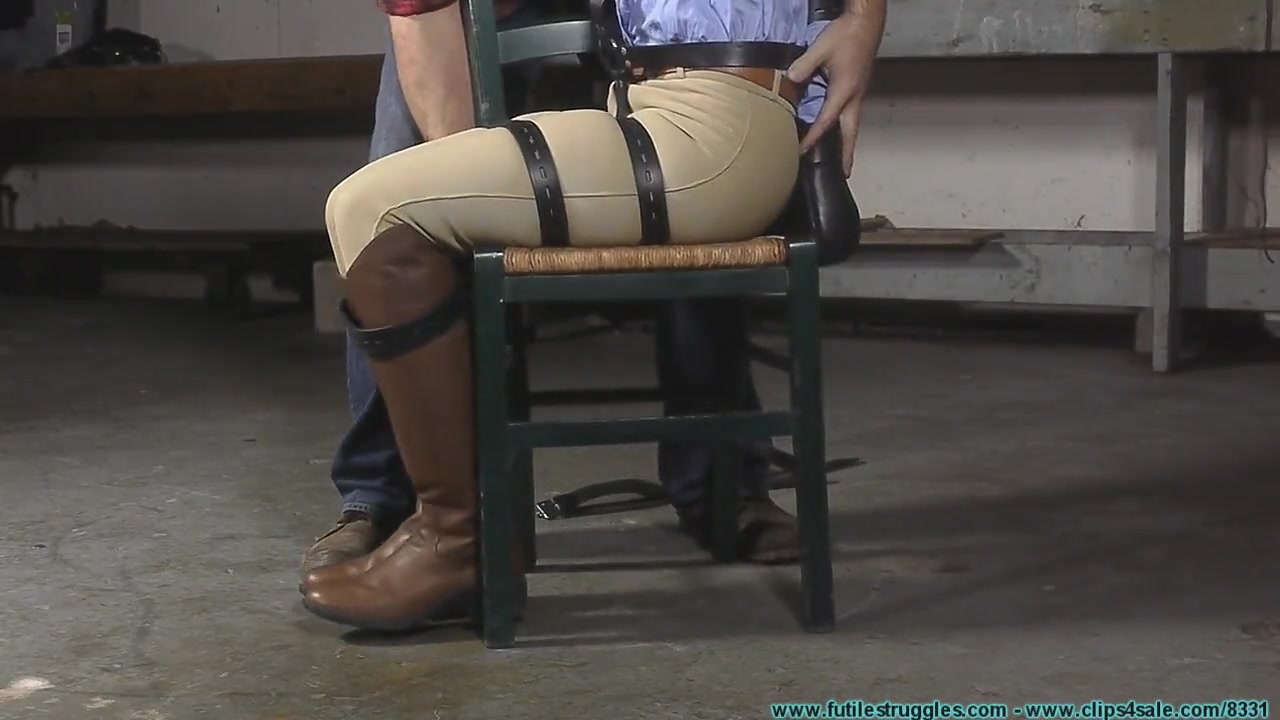 Wrapped to Tight Harness - Part 2