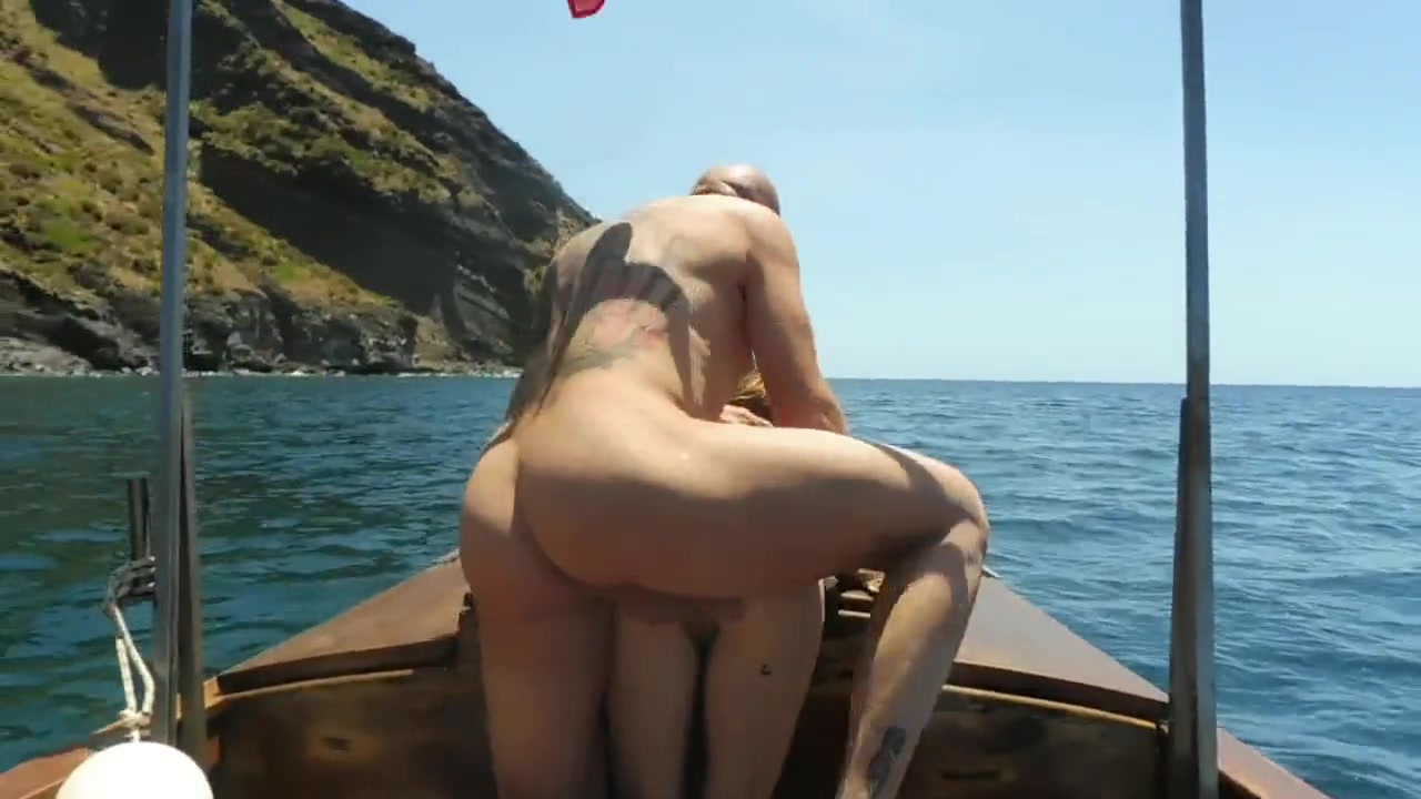 Boat trip in Italy