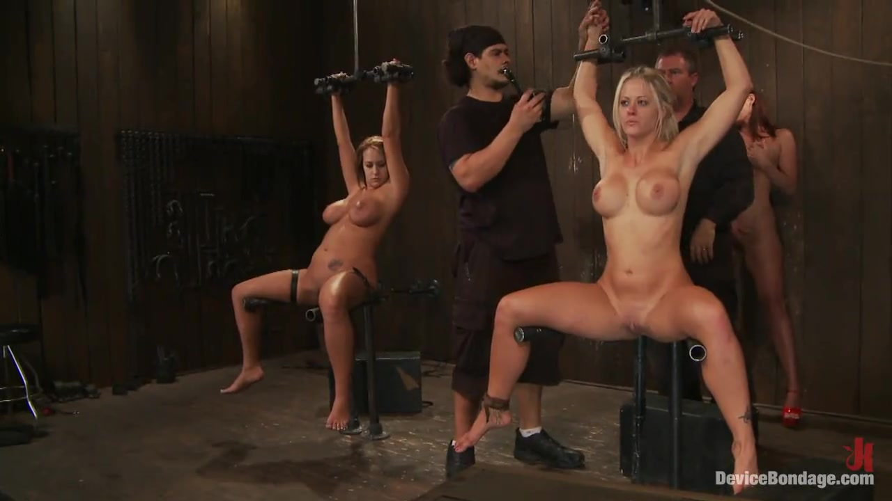 Christina Carter, Holly Heart and Trina Michaels