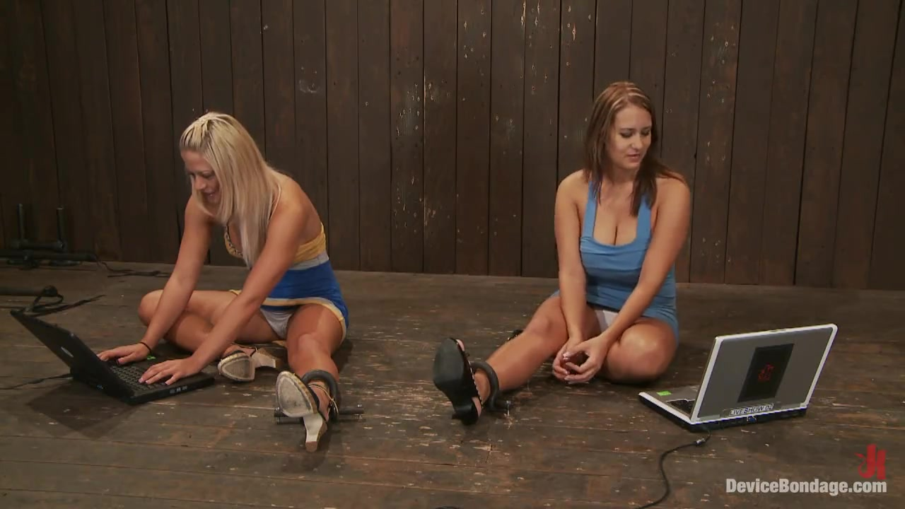 Christina Carter, Holly Heart and Trina Michaels - DB
