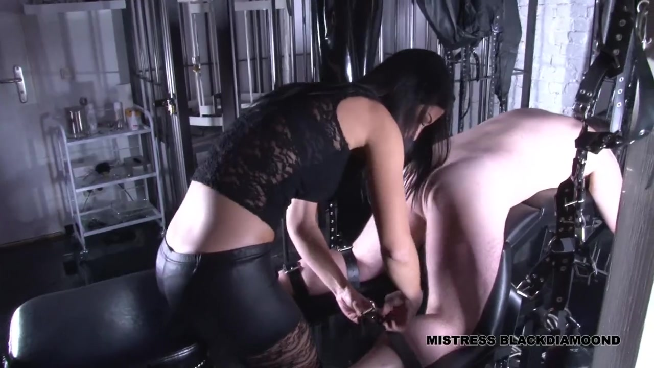 Pegged Dog Slave