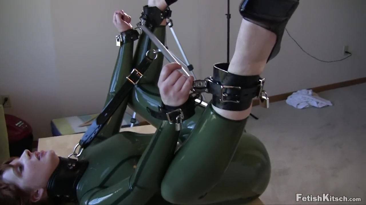 Dominated in Green Latex