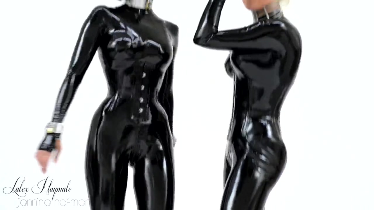 Collared Catsuit Dancers