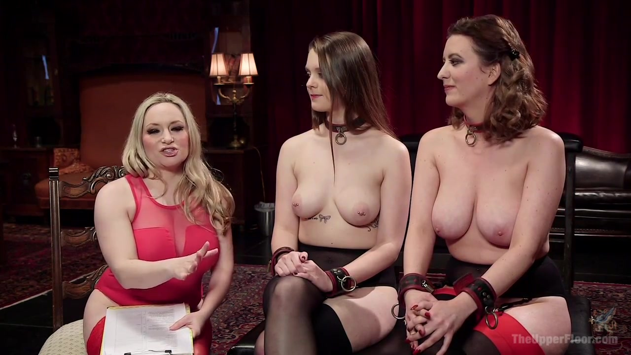 Aiden Starr, Cherry Torn And Nora Riley - Elegant Party