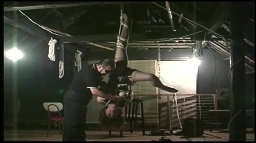 Humiliation and Use for Japanese Slave - Part 2