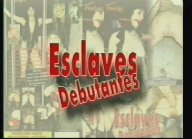 Philippe Lhermite - Esclaves Debutantes - French BDSM