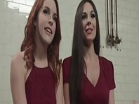 Amanda and Kirsten - Lezdom