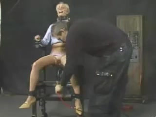 Insex electro tortured captive