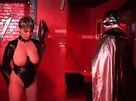 Mistress and her mature slut - Lezdom Part 1