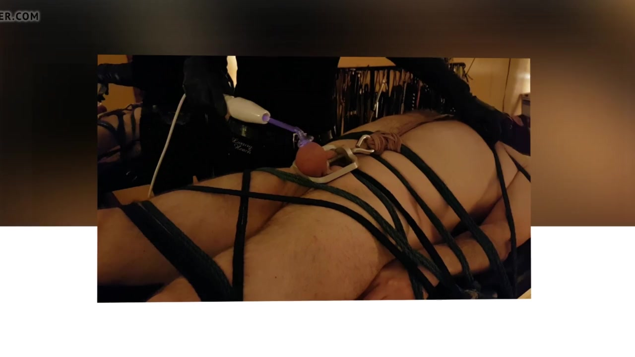 ... Violet Wand Ball Torture