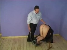 Time to learn - Spanking
