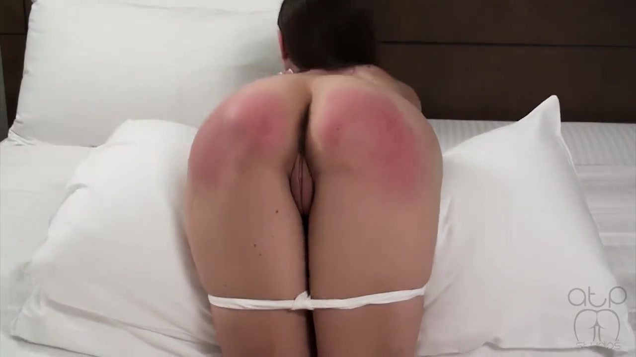 Spanked By a Stranger