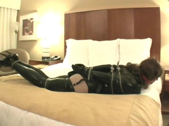 Latex bound in hotel