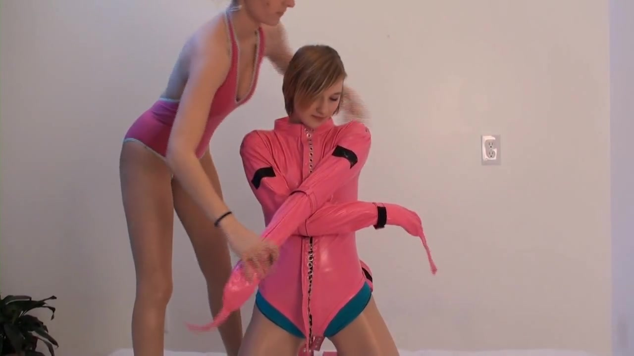 sweet in Pink Straightjacket
