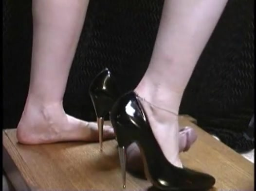 Trampling and Heel Insertions