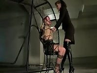Hardcore Lesbian Domination and D/s