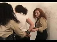 Female Cops and Arrested Female