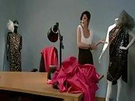 Fashion Boss Gets a Lesson Femdom
