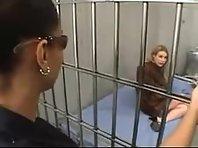 Jailed Lesbian Slut