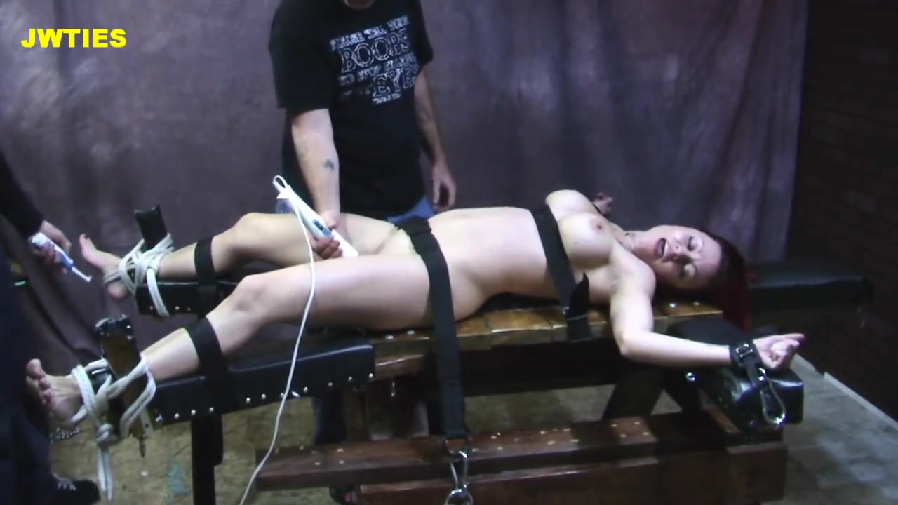 Tickling And Wand Torture For Catherine