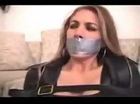 Leather Women - Lesbian Bondage
