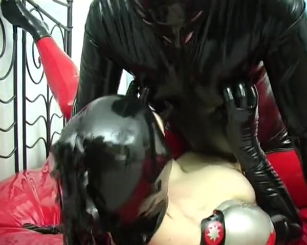 Latex lovers Fucking