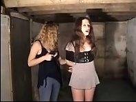 Lesbian Enema Training