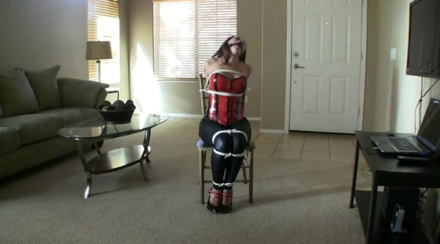 Chairtied Drooler