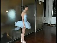 Ballerina punished for mistakes