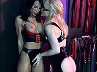 Nina Hartley BDSM