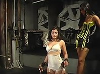 Black Mistress and Her White Slavegirl