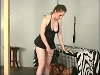 Lesbian Doggy Humiliation and Domination