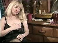 Mature Mistress and her lesbian French Maid
