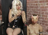Piggy and Mistress - POV