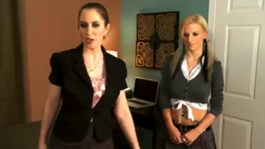 Natalie Demore and Her Slave Girl