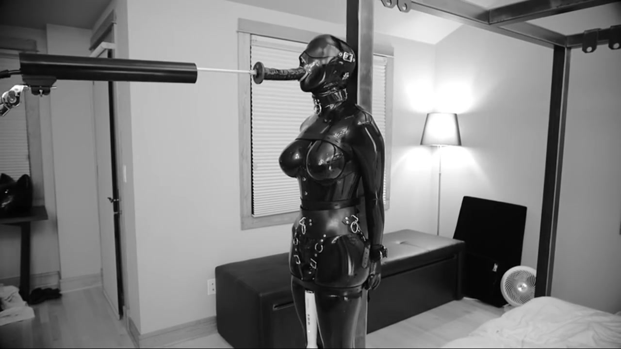 Throat Training in Rubber