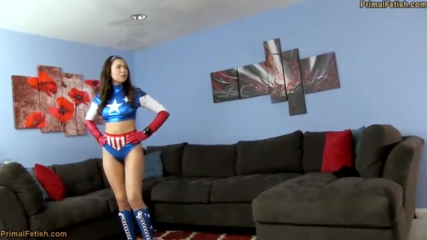 Melissa Moore Wanted to Be a Superhero